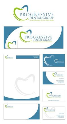 Create an abstract tooth design for a general dental office by Karla Michelle