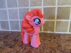 My little pony cake topper!