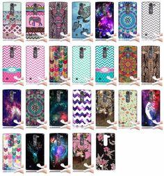 For LG Magna H502G / G4c Mini Compact H525N / Volt 2 L751 TPU Rubber Cover Case #NextKin
