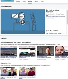 7 Ways to Use Facebook Native Video to Better Connect With Your Fans: Long-form; Tips; On location; Answers; Explainer; Ads; Tab; Details.