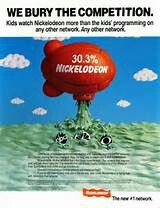 1988 Nickelodeon Competition Poster (Blimp)