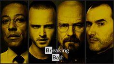 Imagen de Breaking Bad con alguna modificación relacionada con mi persona #BreakingBad