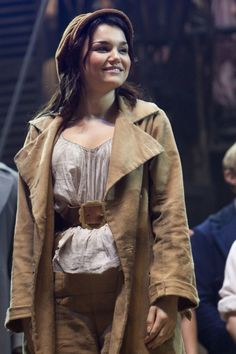 Samantha Barks as Eponine in Les Misérables (25th anniversary) - Awesome in the role.