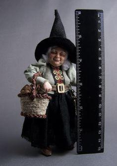 Miniature Witch