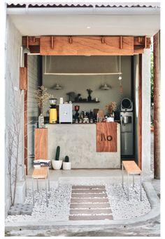Cafe Shop Design, Coffee Shop Interior Design, Small Cafe Design, Kiosk Design, Coffee Design, Coffee Cafe Interior, Design Design, Small Coffee Shop, Coffee Store