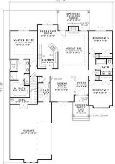 Plan 59740ND: Craftsman Details