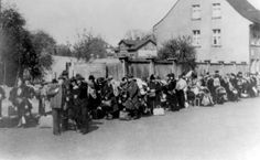On May 9, 1942, the first deportation train set out from Eisenach for the Belzyce Ghetto. None of those aboard returned. Residents in Eisenach over 65, as well as decorated war veterans, were deported a few months later to Theresienstadt. The remaining few Jews were deported a short time later. Very few members of Eisenach's Jewish community survived.