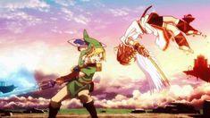 Link vs. Pit • SSBU • Palutena Smasher Reveal