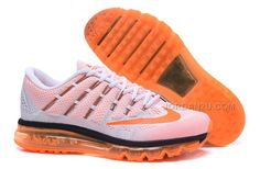 Cheap Uncostly Nike Air Max 2016 for Sale Black Orange White Online Running  Shoes and Air Max 1 Nike Online