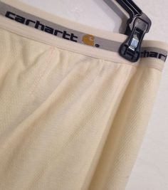 Carhartt Thermal Mens Under Pants Size L #Carhartt #Thermal