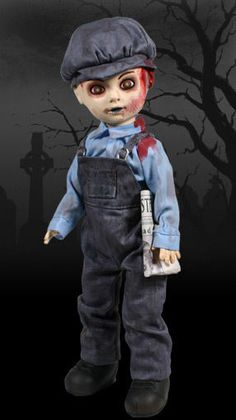 Jouets Et Jeux Poupée Living Dead Dolls Tragedy Mezco Occasion Terrific Value