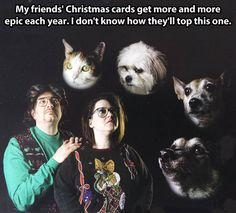 Epic Christmas Card�