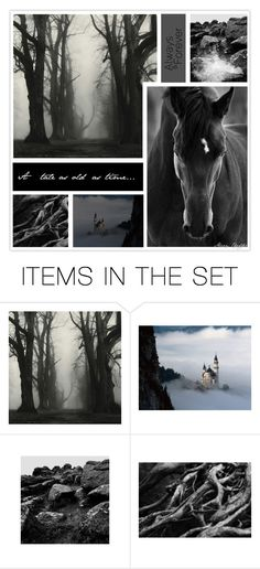 """""""A tale as old as time..."""" by mcheffer ❤ liked on Polyvore featuring art, expression, collages, artexpression and MatchWorkCollageArtGroup"""