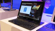 New Acer Switch 12 - convertible solution is looking for a problem.