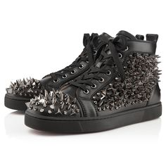 Christian Louboutin Louis Pik Pak Flat Sneakers