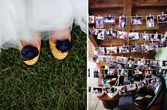 Creative idea for a wedding ... on the right