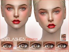 Eyelash for female, 4 styles, enjoy thank you. Found in TSR Category 'Sims 4 Female Eyeliner' Sims 4 Cc Skin, Sims Cc, Medium Hair Styles, Long Hair Styles, Sims 4 Cc Shoes, Sims 4 Cc Makeup, Sour Cream And Onion, Makeup Tattoos, The Sims4