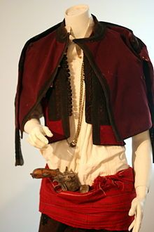 Traditional clothing of Kosovo