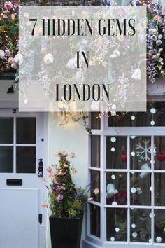 London's hidden gems: a guide by an expat