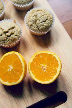 Lexalex: Gluten-Free Vanilla Orange Muffins
