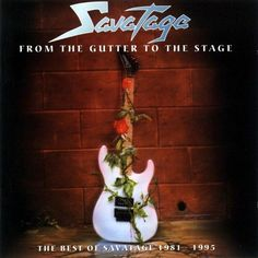 SAVATAGE - From The Gutter To The Stage
