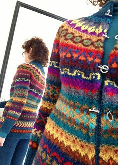Ravelry: beadydragon's Oh-so-Pretty FairIsle
