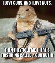 Don't Worry. You Don't Have to be a Gun Nut to Shoot Guns.
