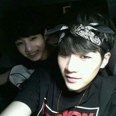 JungKook and Suga #BTS #BANGTANBOYS