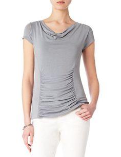 Stella Cap Sleeve Top