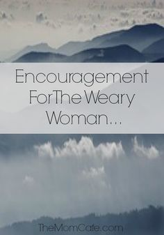 For all the women who are exhausted and need Christian encouragement. May you find motivation, inspiration, and hope in this letter written for you.
