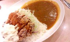 """Chicken Nanban curry  (""""C"""" in Tokyo)"""
