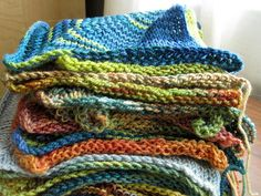 64 Mitered Squares = 1 lovely afghan Mitered Square, Squares, Crafting, Blanket, Knitting, Crochet, Bobs, Tricot, Breien