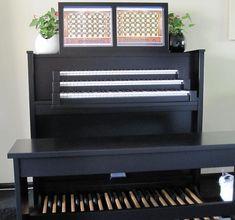 PC organ Hauptwerk virtual software organ on computer via midi. Images of Hauptwerk consoles. Compare sampleset with free mp3