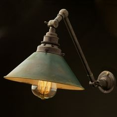 Articulated-Wall-light-and-coolie-shade