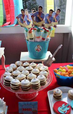 Topa y Los Rulos  Birthday Party Ideas | Photo 6 of 11