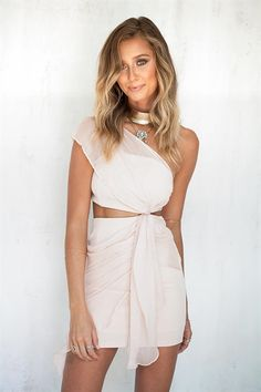 Buy Blush Zuri Dress Online - Dresses - Women's Clothing & Fashion - SABO SKIRT