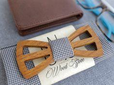Gift / Bow tie men / Bowtie / Best friend gift / by UNOWoodStore
