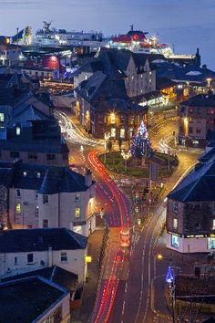 Images of Oban, Scotland