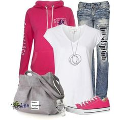 Def. a Monday lazy day outfit for school