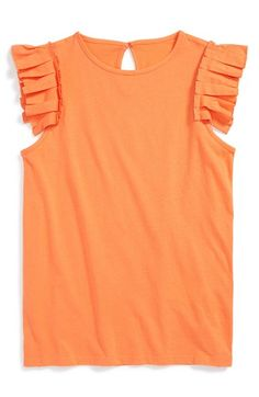 Stella McCartney Kids 'Cecile' Organic Cotton Tee (Toddler Girls, Little Girls & Big Girls) available at #Nordstrom
