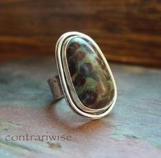Beautiful stone called Oolite. Blog post 2/22/10