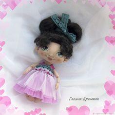Текстильная малышка для Юлии – купить в интернет-магазине на Ярмарке Мастеров с доставкой