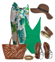 """""""Ready for the Beach"""" by jvol1052 on Polyvore"""