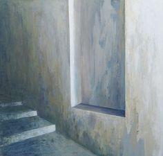 1996 Architectuur 90x90 Paintings, Art, Art Background, Paint, Painting Art, Kunst, Performing Arts, Painting, Painted Canvas