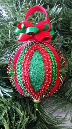 Christmas Headband LED Light Up Be Jolly Holiday Christmas Tree With Bells 151B