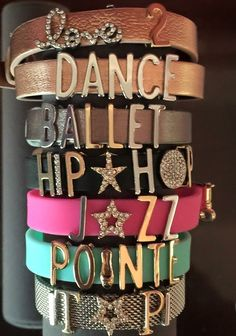 Love 2 Dance.... Tell and wear your passion & story! Shop with me online at www.keep-collective.com/with/whitney