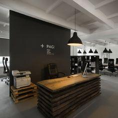 via Workspaces / Pride Interactive office by Morpho Studio