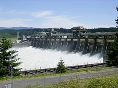 Hydroelectric Dam, Northeast USA