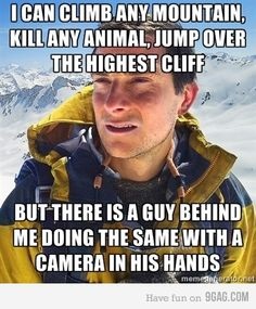 LOL, so true. Everytime I watch a show like this I always think what the camera man/woman is doing