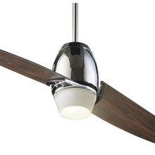 "View the Quorum International 21542 2 Blade 54"" Indoor Ceiling Fan from the Muse Collection at LightingDirect.com."